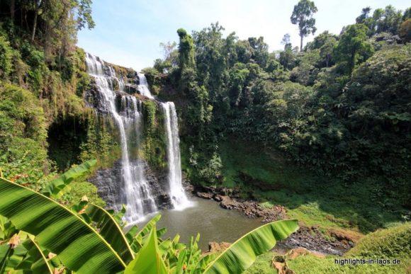 Tad Nyang Wasserfall