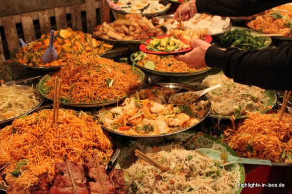 Night Street Food Markt