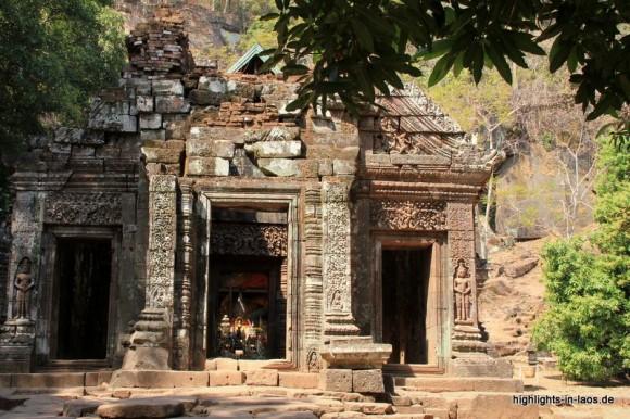 Wat Phou: Heiligtum auf dem Berg